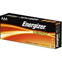 Energizer Ultra+ AAA DP 10 Pack 10