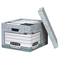 R-Kive System Large Storage Box W380xD430xH287mm Ref 01810-FF [Pack 10]