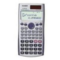 Casio Calculator Scientific Twin Display 10 plus 2 Digit Solar/Battery Power Ref FX991ES