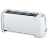 Toaster Cool Wall Variable Browning 2 Slot 4 Slice 1300W White