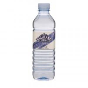 Highland Spring Still Mineral Water 500ml Code A01412