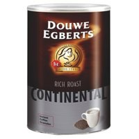 Douwe Egberts Continental Coffee Rich Roast 750g Code A03664