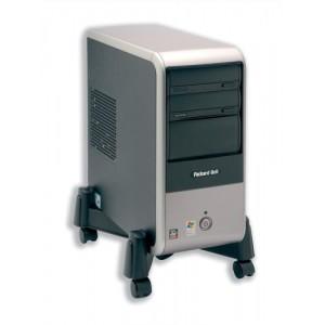 CPU Stand Mobile Adjustable Width 30-255mm Black