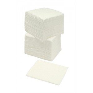 Napkins Economy Single Ply 300x300mm White Pack 500