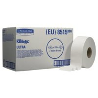 Kleenex 250 Jumbo Toilet Roll Pack 6