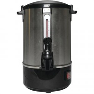 Catering Urn Locking Lid Water Gauge Boil Dry Overheat Protection 950W 1.68kg 8.8 Litre