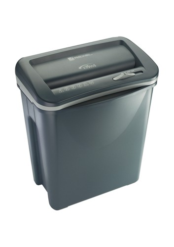 Rexel V35WS Personal Shredder Automatic On Off Cross Cut 4x45mm 54dbA 18 Litre 4x80gsm A4 Ref 2101843