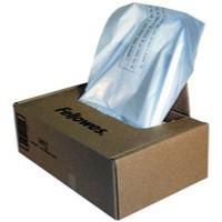 Image for Fellowes Shredder Bags Capacity 148 Litre [for C-380 C-480 Series] Ref 36055 [Pack 50]