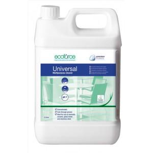 Ecoforce EcoLabel Multipurpose Cleaner 5 Litre Ref 11500 [Pack 2]