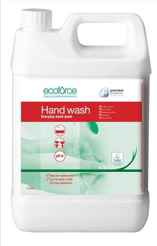 Ecoforce Handwash 5 Litre Code 11505