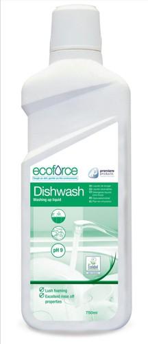 Ecoforce Washing Up Liquid 750ml Code 11507