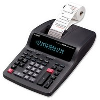 Casio Printing Calculator 12-digit Black HR-150TEC-W