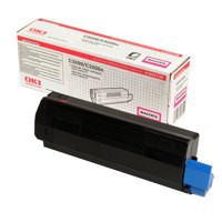 Oki C3200 Toner Cartridge High Yield Magenta 42804538
