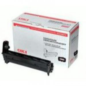 OKI Laser Drum Unit Page Life 17000pp Black Ref 42126673