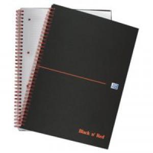Black N Red A4 Wbd Bk Matt Blk 100080218