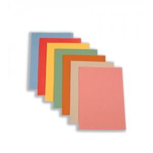 5 Star Square Cut Folder 250g Fcp Buff