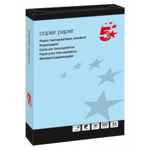 5 Star Office CopierPpr A4 Bu 80gsmPk500