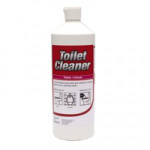 2Work Toilet Cleaner 1L (Pk 1) 2W03979