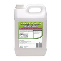 2Work Anti-Bacterial Washing Up Liquid 5 Litre