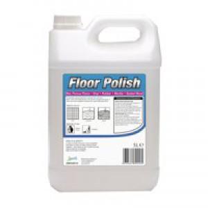 2Work Floor Polish 5 Litre 2W04610