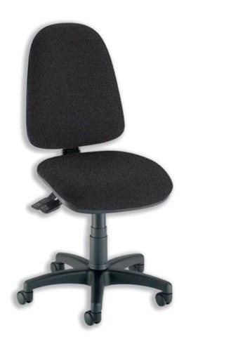 #Trexus Office HB Async Chair Blk