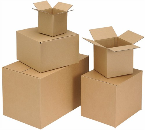 Packing Carton Double Wall Strong Flat Packed 305x229x229mm [Pack 15]