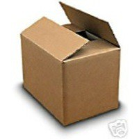 Packing Carton Double Wall Strong Flat Packed 559x510x410mm [Pack 15]