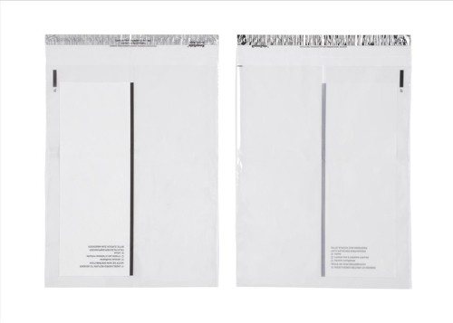 PostSafe Biodegradable Extra Strong Polythene Envelope Clear C4 W240xH320 Ref PG25 [Pack 100]