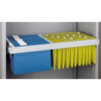 Image for Bisley Roll-out Filing Frame for Cupboard Grey Ref BRFA