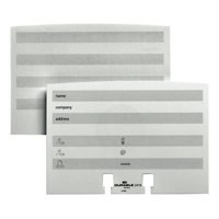 Durable Refill Cards for Visifix White Ref 2419/02 [Pack 100]