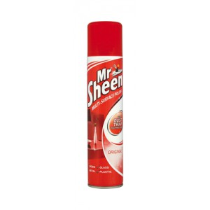 Mr Sheen Original Polish 300ml Code 81388