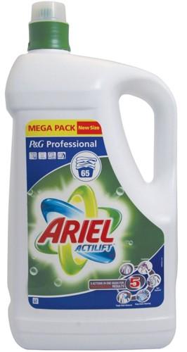 Ariel Biological Liquid Laundry Detergent 65 Washes 4.74 Litres Ref 97685