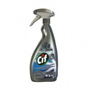 Cif Professional Stainless S&G 750ml 7517938