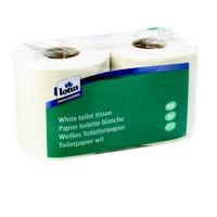 Lotus Toilet Tissue White 2 Ply 320Sheets/Roll 35.2M Pack 2 J97031