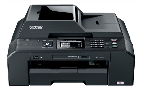 Brother Multifunction Inkjet Printer Duplex Mono 35ppm Colour 27ppm 6000x1200dpi A3 Ref MFC-J5910DW