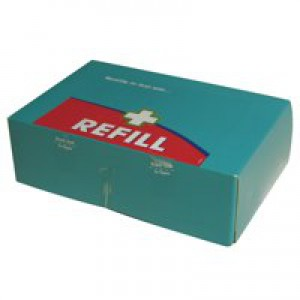 WC BS8599-1 Med FirstAidKitRfill 1036185