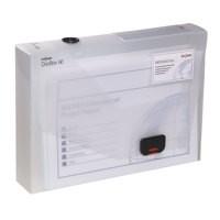Snopake DocBox A4 60mm Clear 12871