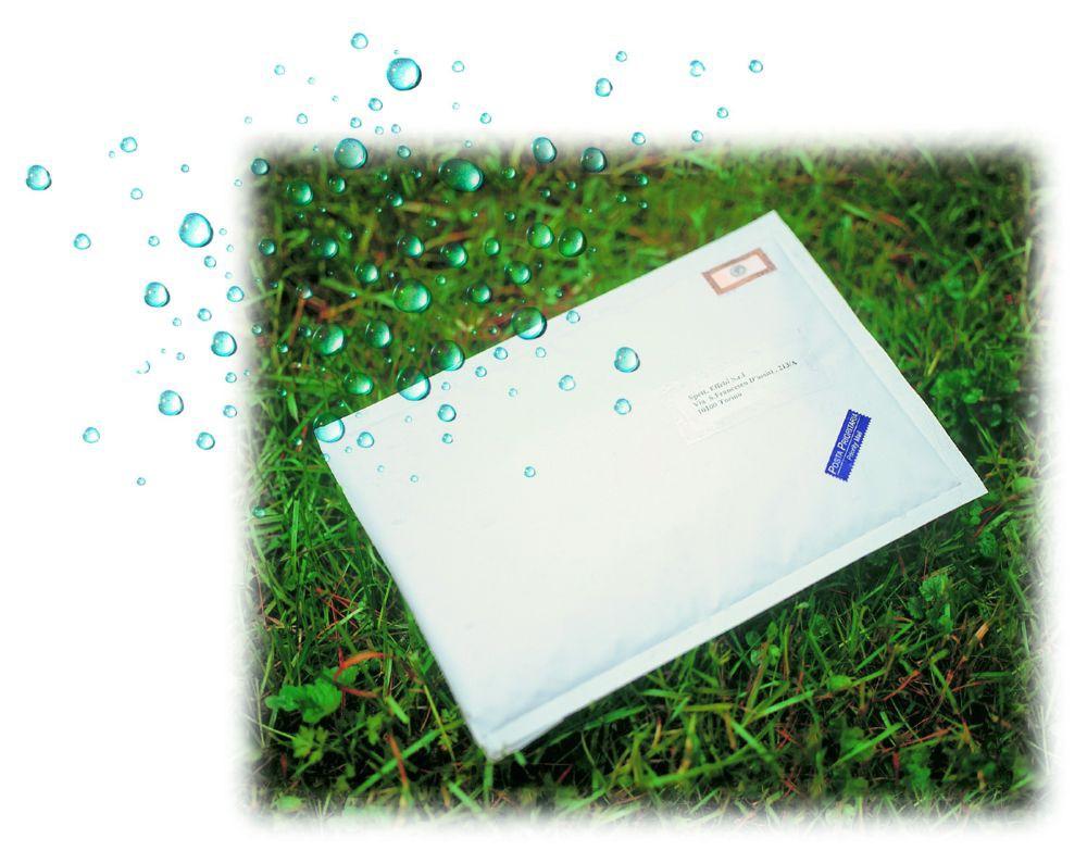 MailTuff Mailer Gry MT5-P 406x400mm 100s