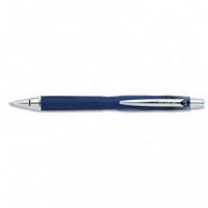 Uni-Ball SXN-210 Jetstream RT Rollerball Pen Retractable 1.0mm Tip 0.7mm Line Blue Code 9008021
