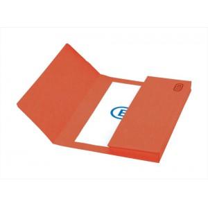 Elba Premium Document Wallet Capacity 38mm Foolscap Red Ref 100090136 [Pack 25]