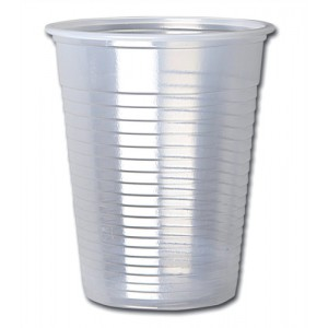 Cup for Cold Drinks Plastic Non Vending Machine 7oz 200ml Clear [Pack 100]