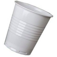Cup for Hot Drinks Plastic for Vending Machine 7oz 200ml Squat [Pack 100]