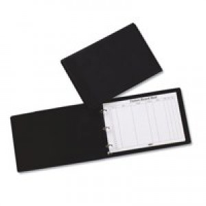 Concord CD14 Visitors Book Binder With 50 Sheets 2000 Entries 230x335mm Code 85710
