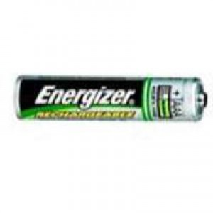 Energizer Battery Rechargeable Advanced NiMH Capacity 850 mAh LR03 1.2V AAA