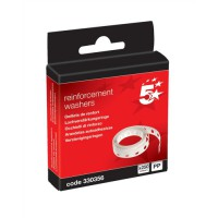 Image for 5 Star Reinf Washers Vinyl Save Bx250