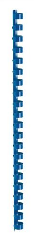 5 Star Plastic Combs A4 12mm Blue Pk100