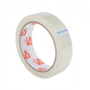 5 Star Easy Tear Clear Tape 25mmx66M