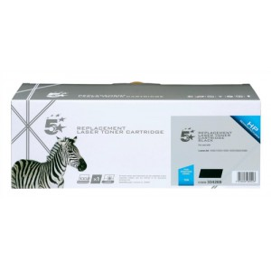 5 Star Compatible Laser Toner Cartridge Page Life 2500pp Black [HP No. 15A C7115A Alternative]