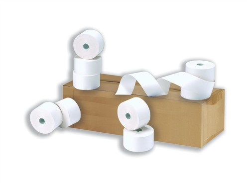 Cash Register Rolls 57x44x12.7mm [Pack 20]