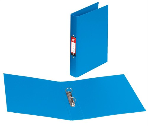 5 Star 2R/Binder A4 PVC Blue